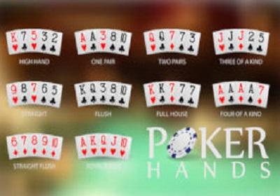 Kombinace karet v pokeru