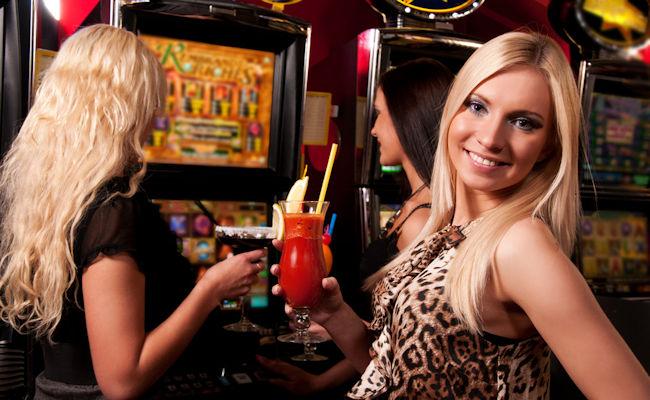 Ženy v kasinech