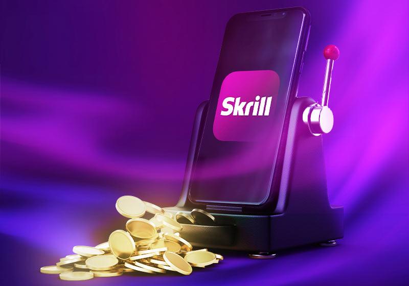 Platby v online kasinu přes Skrill