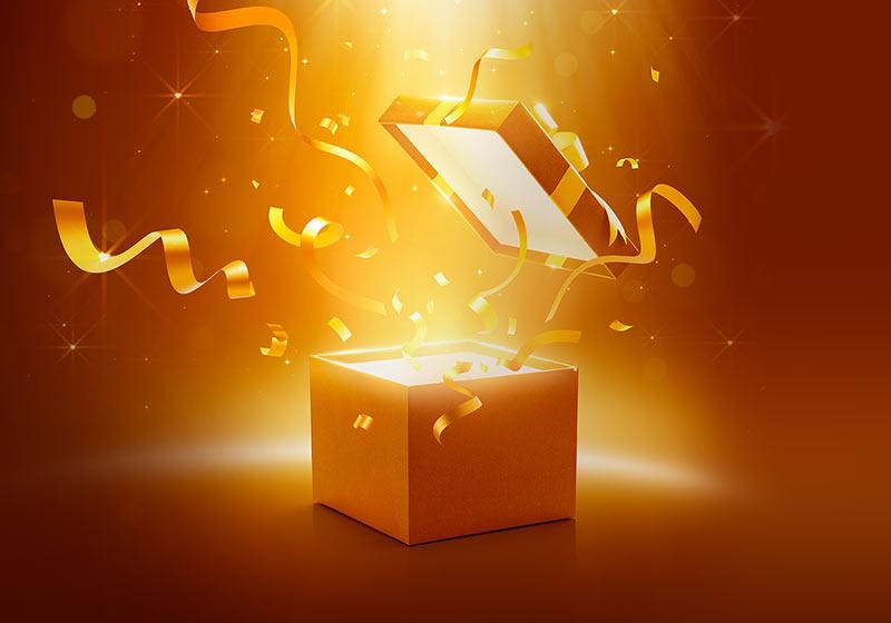Typy vstupních bonusů pro nové hráče kasina
